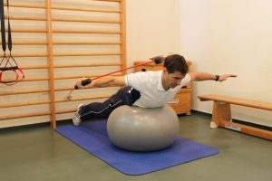Funktionelles Training Flexibar