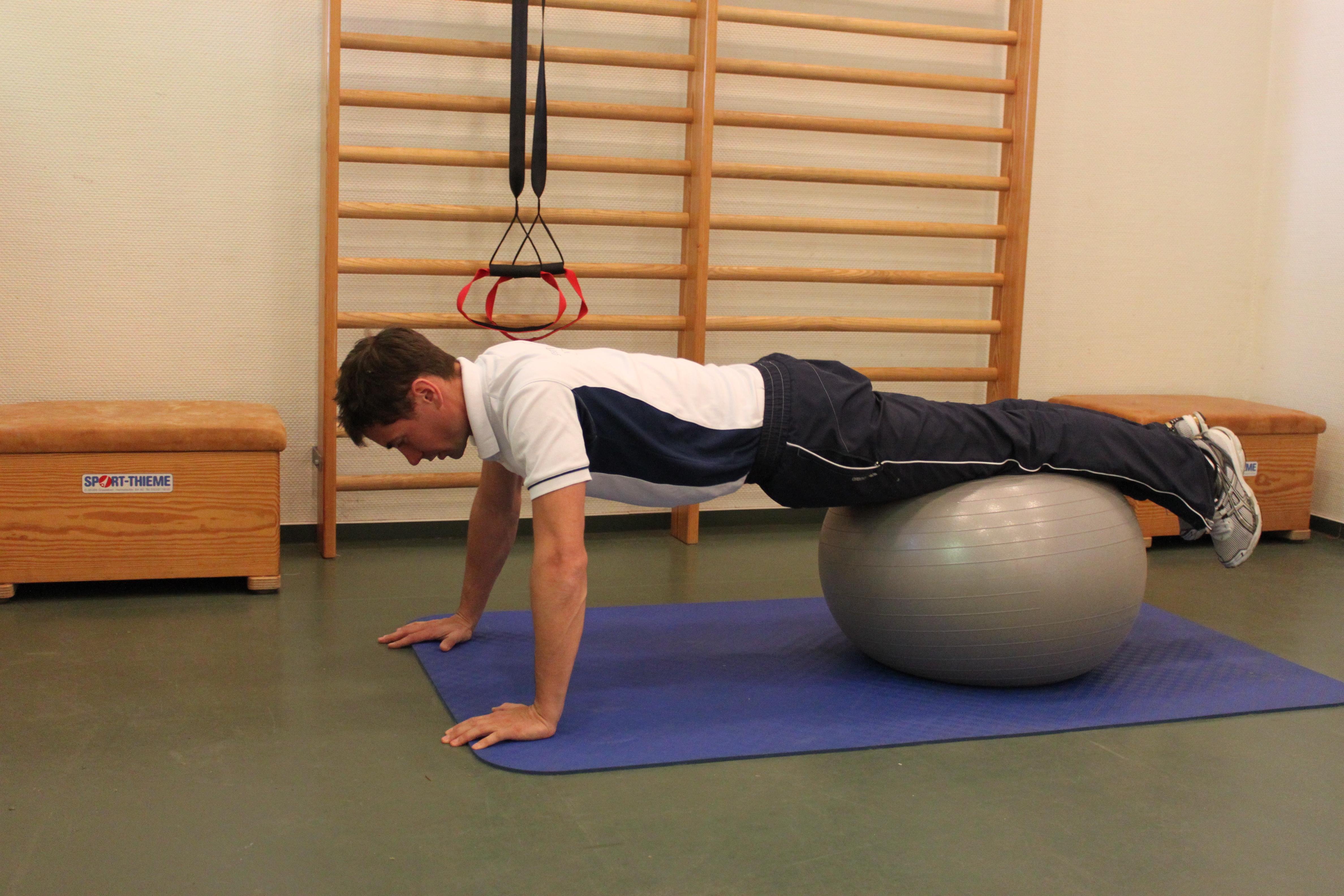 Funktionelles Training Gymnastik