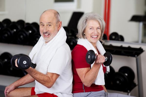 Seniorentraining