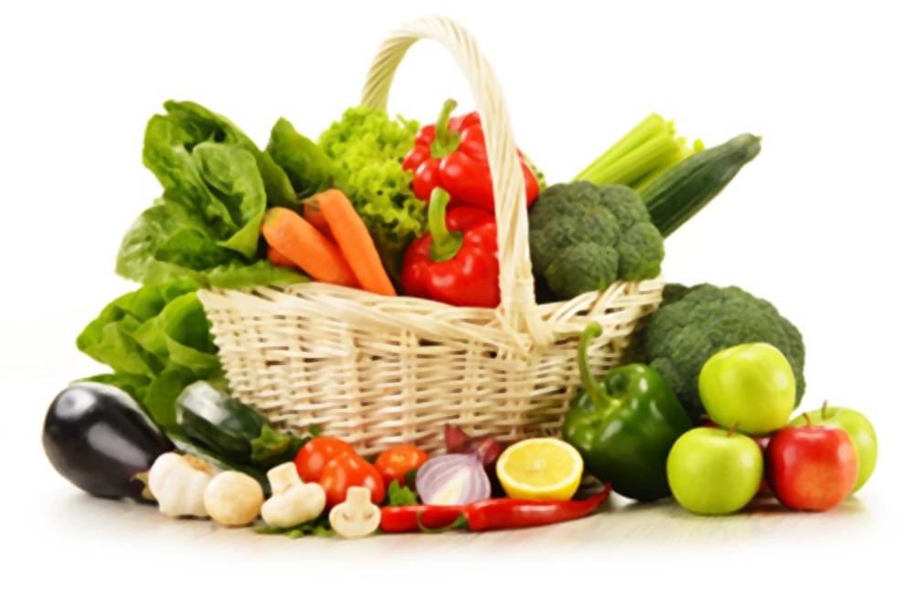 Ziel: eine ausgewogene Ernährung