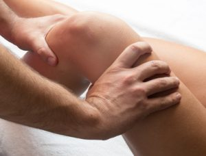 Physiotherapie Knie