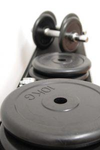 Fitness Gewichte