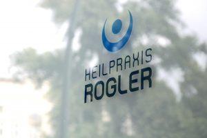 Außenansicht Heilpraxis Rogler