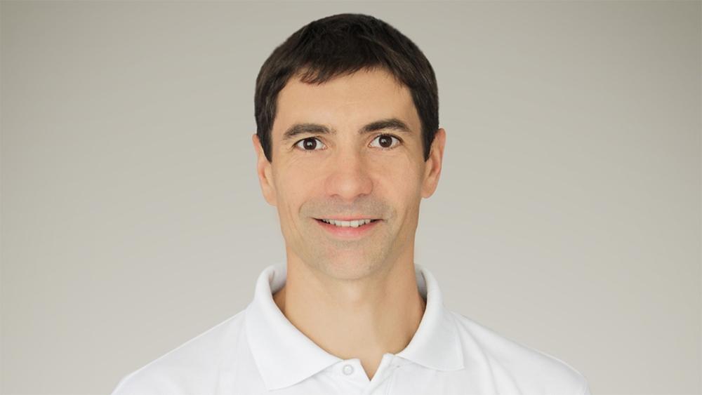 Portrait Personal Trainer Rogler C