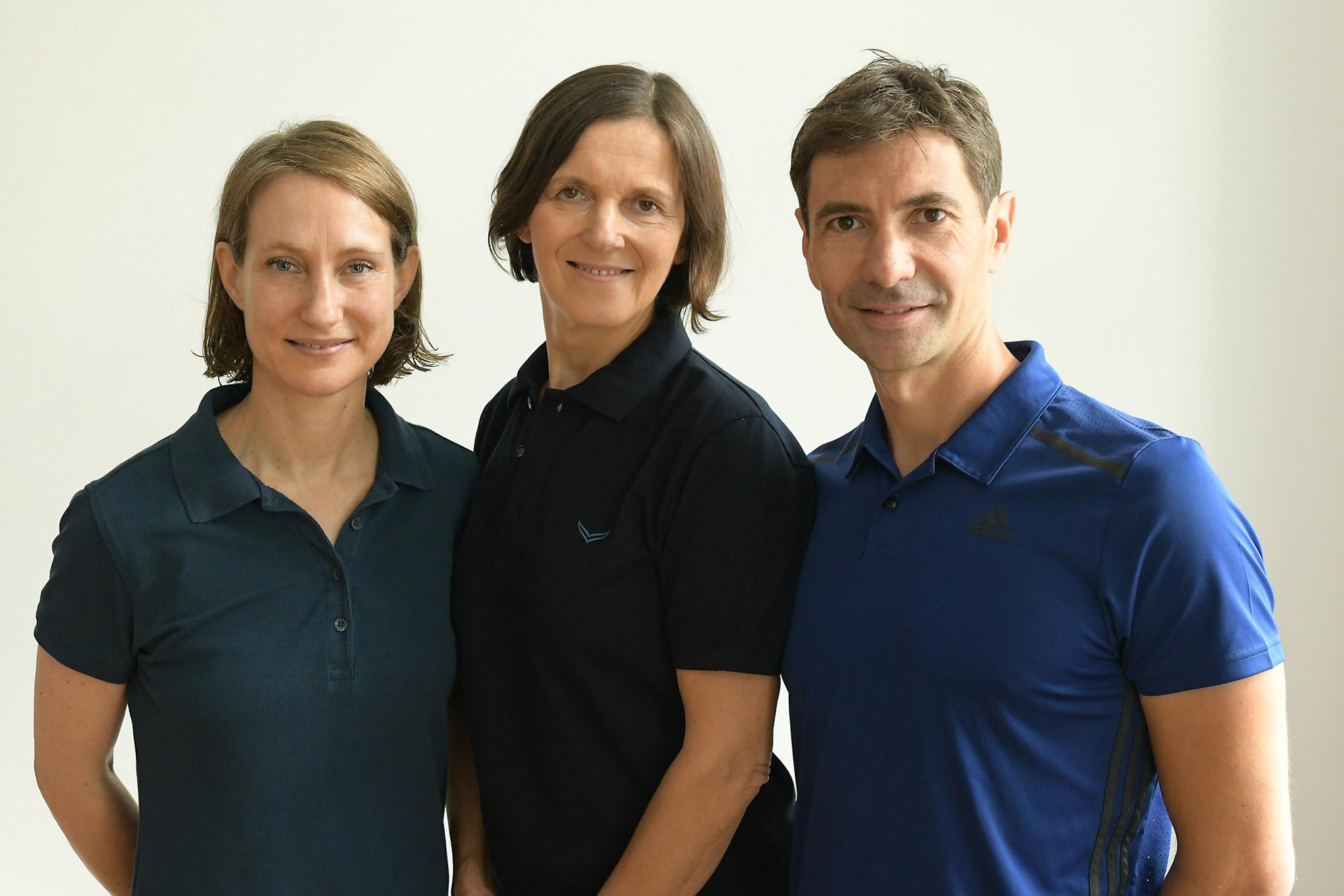 Team Heilpraxis Rogler